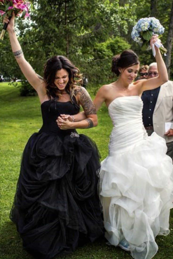 22 Stunning Same-Sex Wedding Photos That Are So Full Of Love ...