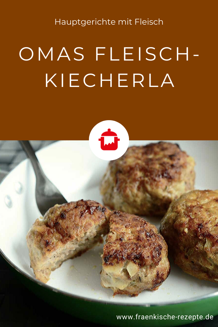 Omas Fleischkuchla Frankische Rezepte Rezept Rezepte Mit Frikadellen Rezepte Hauptgerichte Mit Fleisch