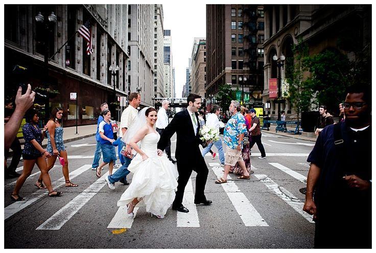 Outdoor #city #wedding ideas.