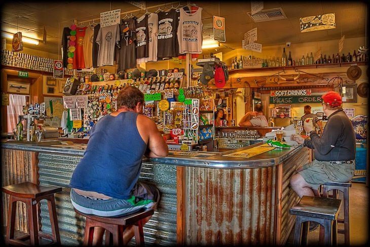 The Best Aussie Pubs Are In The Outback Awesome Photos
