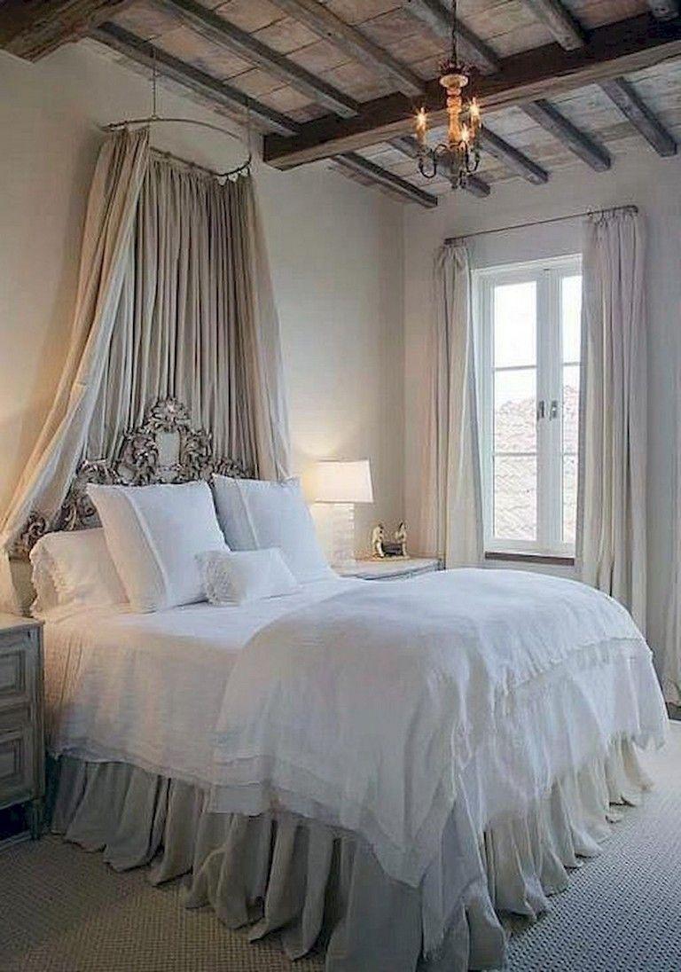 Rustic Romantic Bedroom Ideas: 57+ Sweet Master Bedroom Decor Ideas And Remodel