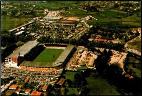 El molin n real sporting gij n a os 70 estadios del mundo spain - Estadio del sporting de gijon ...