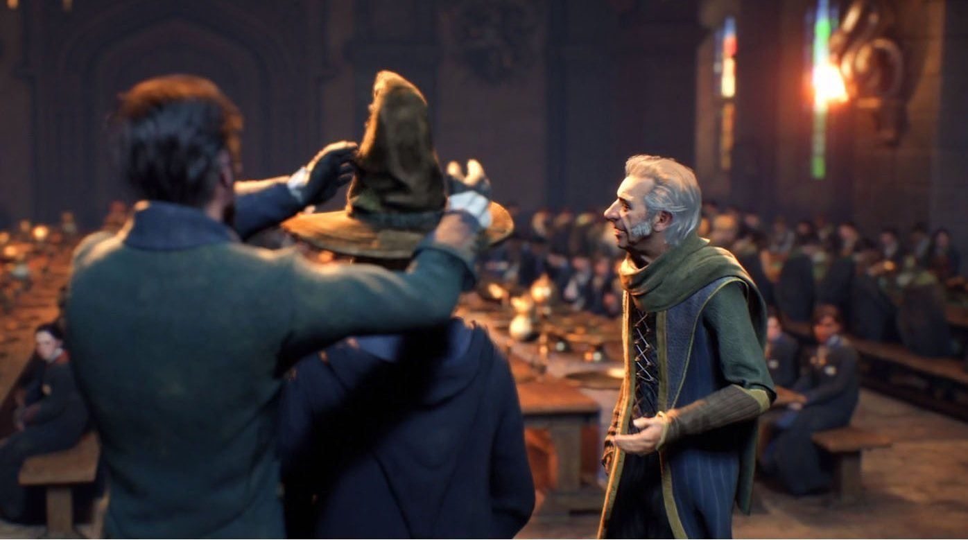 Hogwarts Legacy The Official Trailer For The New Harry Potter Game Is Available In 2020 Harry Potter Games Official Trailer Harry Potter Video Games
