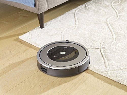 iRobot Roomba 860 Vacuum Cleaning Robot + Dual Mode Virtual Wall Barriers (With Batteries) + Extra HEPA Filter + More