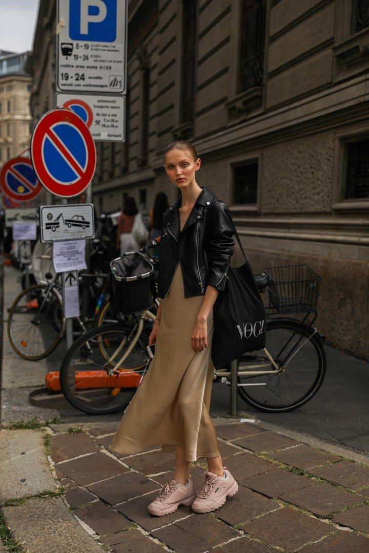 Milan Fashion Week 2019: the style and look of the models - Page 6   Vogue It ...