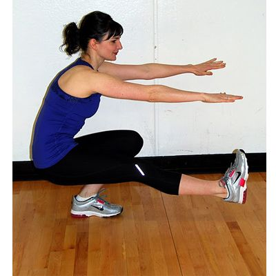 Burpees - 25 Most Deceiving Exercises (They Tone More than You Think!) - Shape Magazine - Page 3