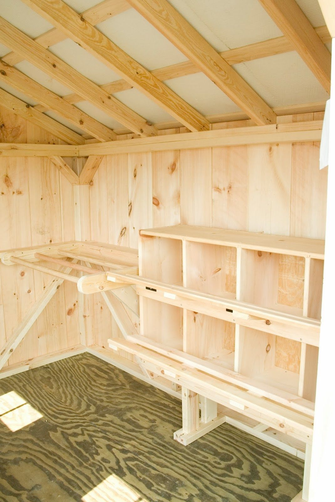 Chicken House Plans: Truths Of Building A Chicken Coop | Raising ...