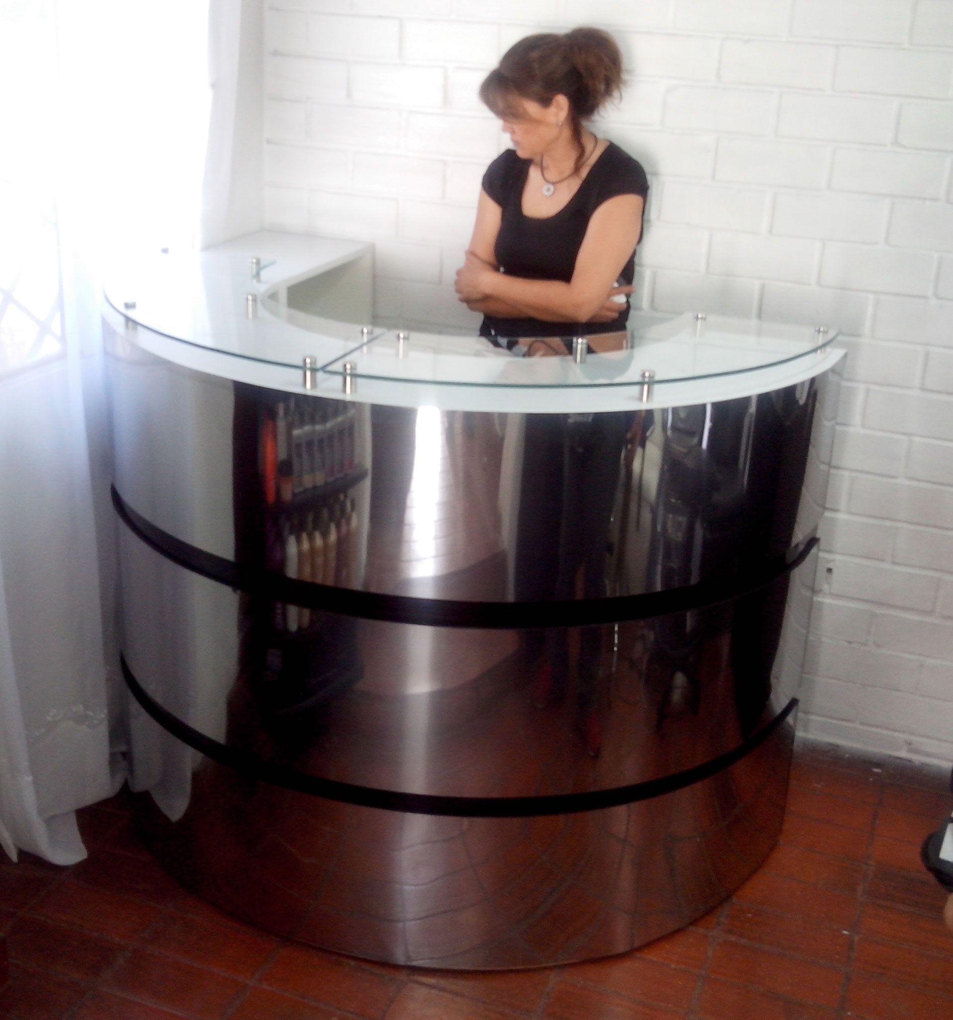 Muebles de recepci n muebles de recepci n moderna mueble for Empresas de muebles de oficina