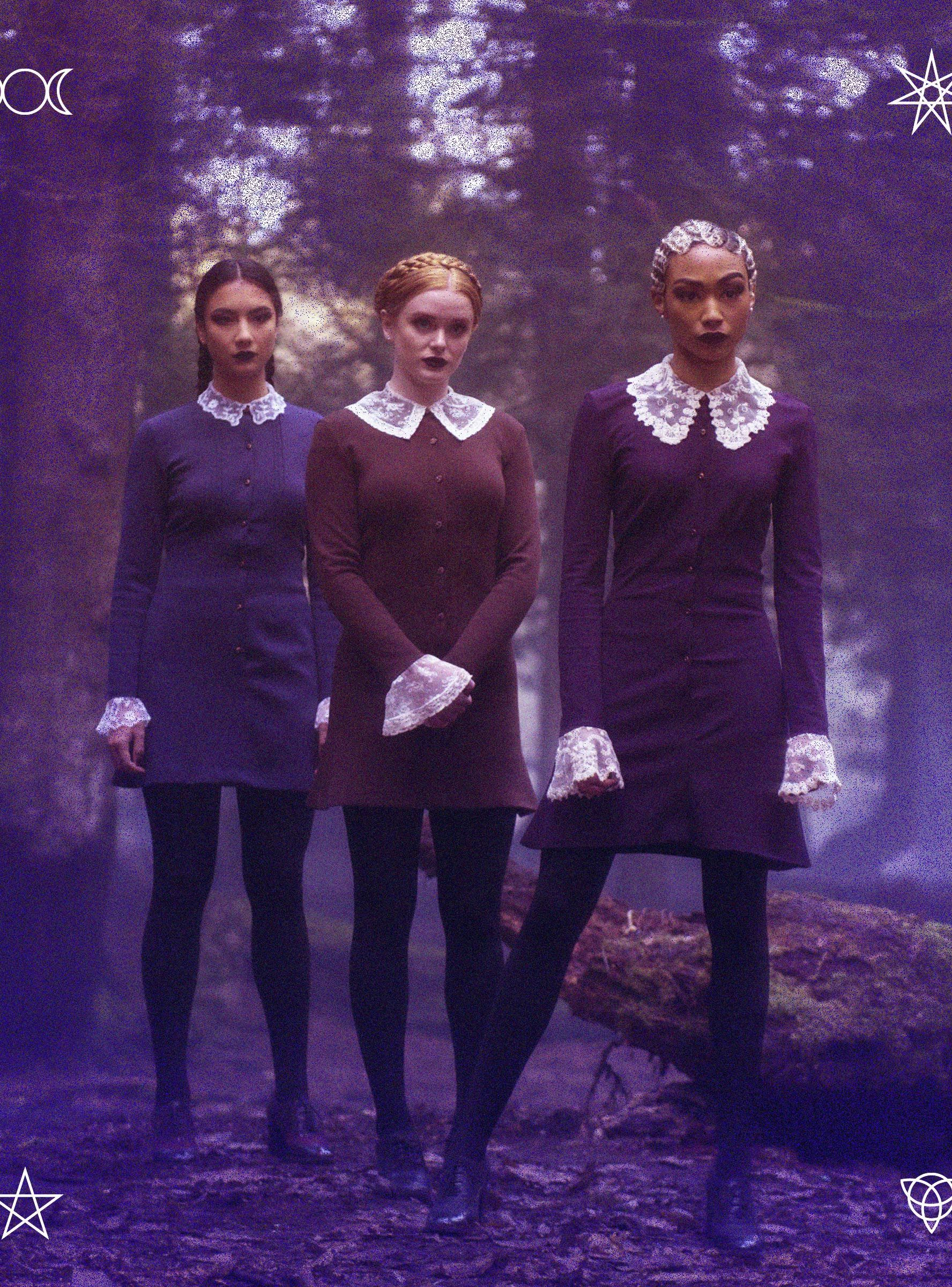 The Weird Sisters Costume 11
