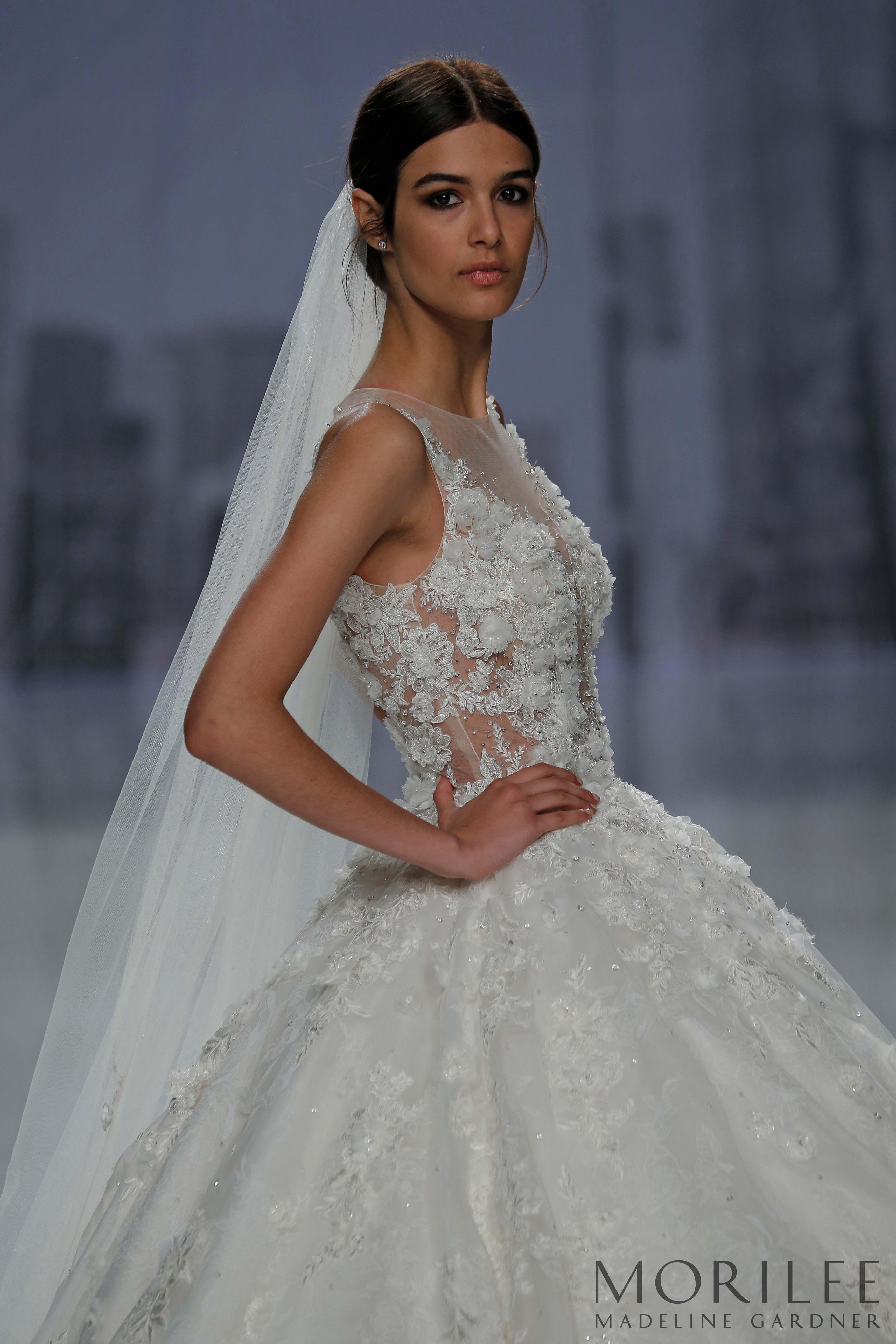Morilee | Madeline Gardner, Maritza Wedding Dress. Walk into a ...