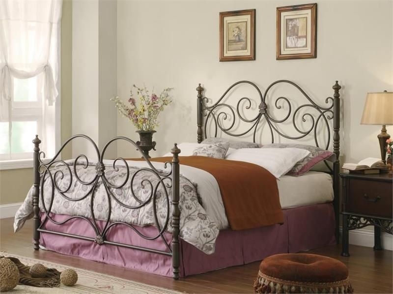 Coaster London Metal Bed Las Vegas Furniture Online ...