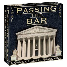 Passing the Bar board game | Make It - or Buy It! | Pinterest ...