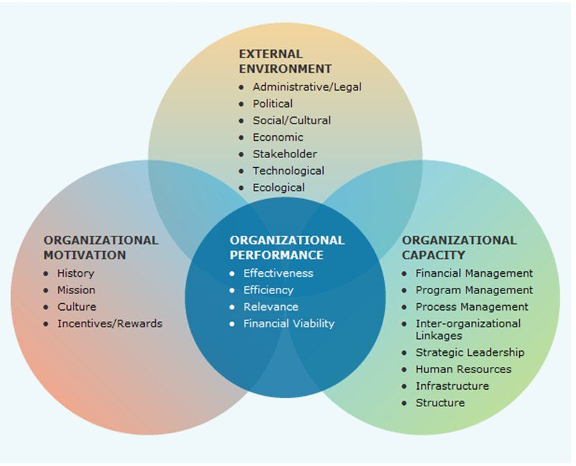 Organizational Assessment Process  Hr  Organisation Matters