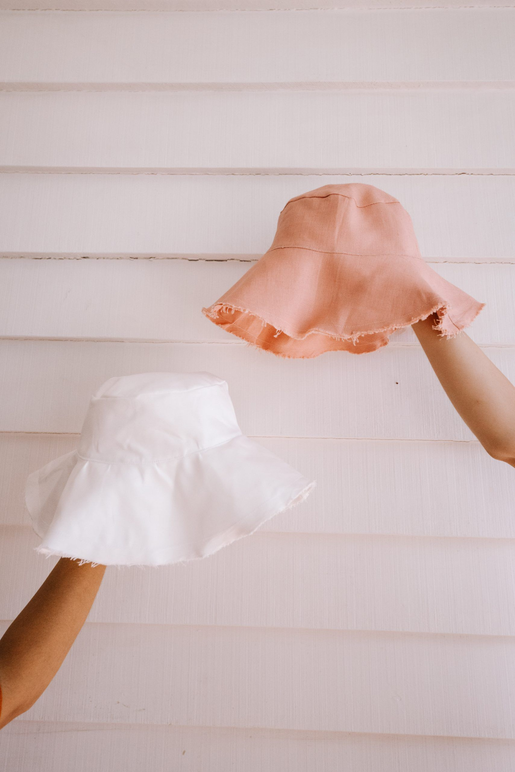 A Pair & A Spare | Make This Easy DIY Bucket Hat