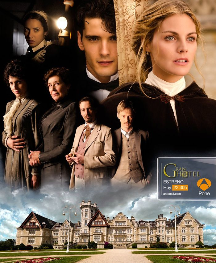 Gran Hotel Everything About It Is Just Fabulous Period Drama Movies Gran Hotel Tv Series To Watch