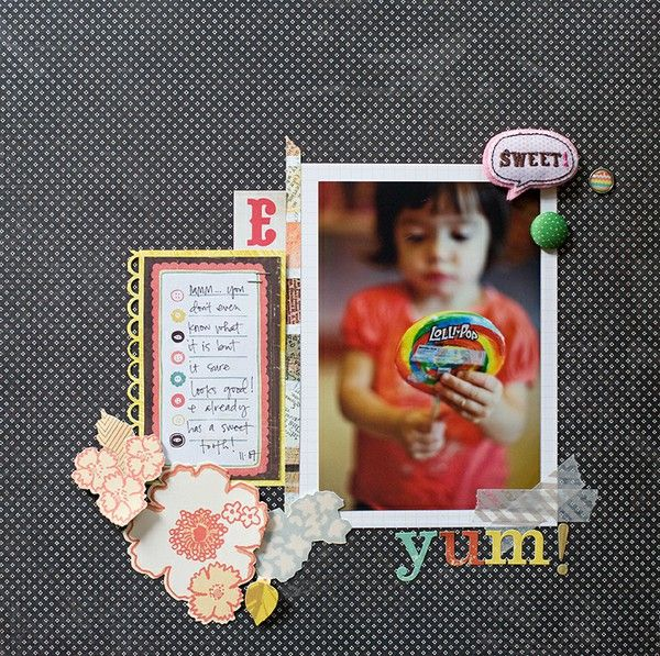 A Challenge by jamiekcc from our Scrapbooking Gallery originally submitted 09/30/11 at 10:01 AM