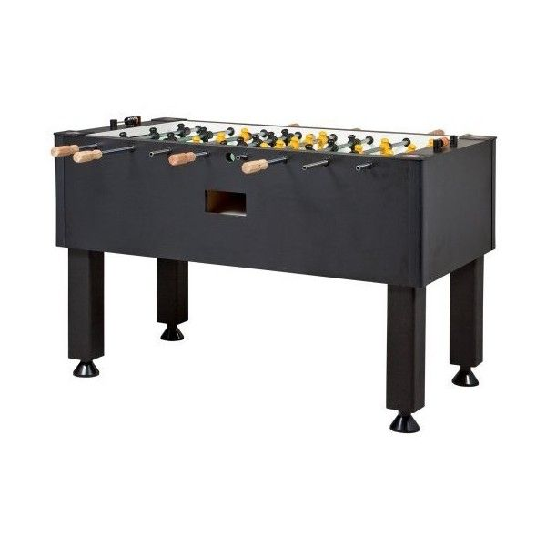 Dynamo/Tornado Classic Foosball Table ❤ liked on Polyvore featuring games