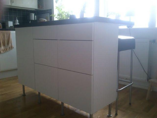 IKEA Hackers: Kitchen Island   All Ikea Material