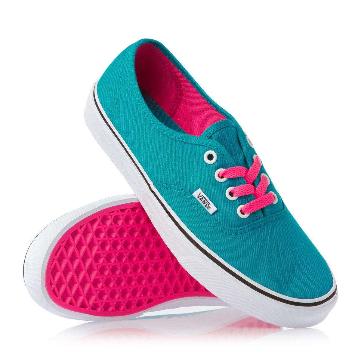 8a194ac19da Vans Authentic Shoes - Blue Bird