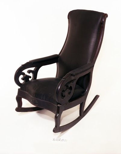 Rocking Chair Used In Abraham Lincoln S Springfield