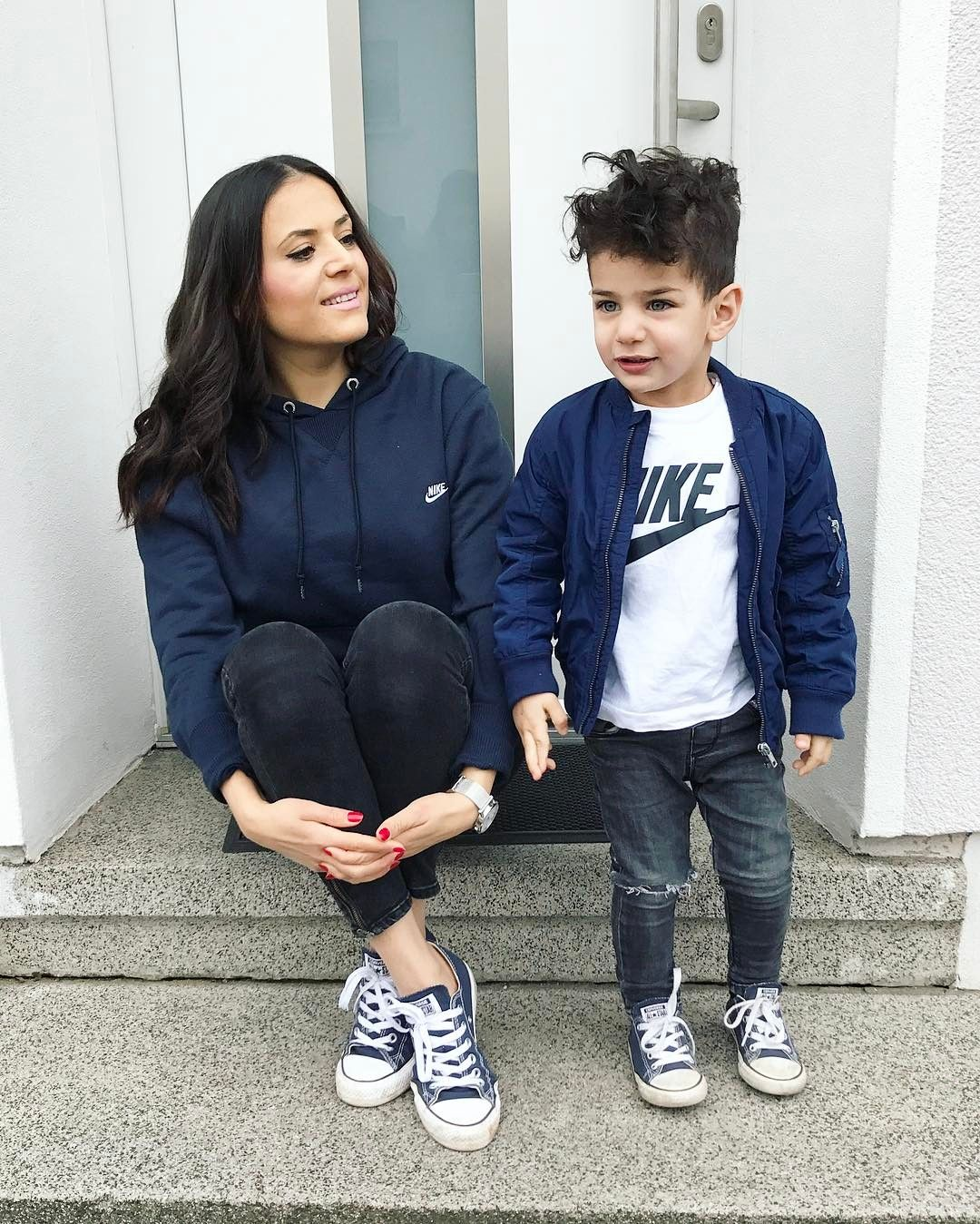 Friyay Didi Mybbyboy Mommy Son Outfits Trendy Boy Outfits Mother Son Matching Outfits