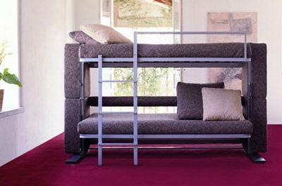 Strange The Doc Xl Sofa Bunkbed In One Apartment Furniture Creativecarmelina Interior Chair Design Creativecarmelinacom