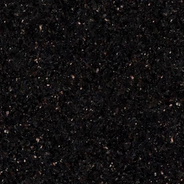 Black Galaxy Granite Sample