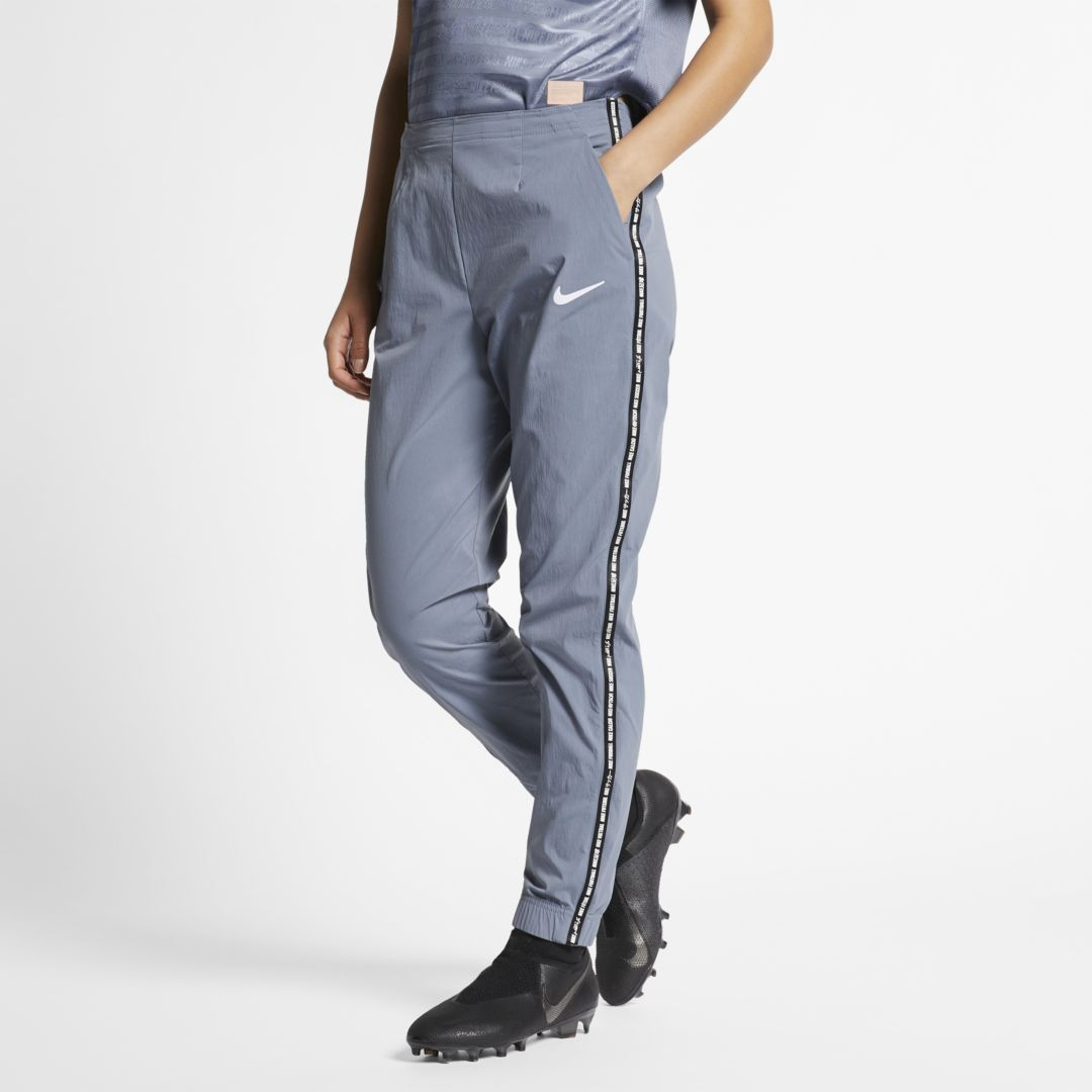 Nike F.C. Women's Soccer Pants Size XL (Armory Blue