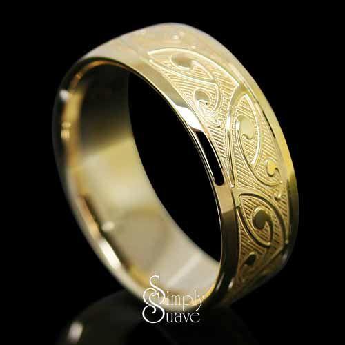 Gold Rings Mens Gold Rings White Gold Wedding Rings Wedding Rings