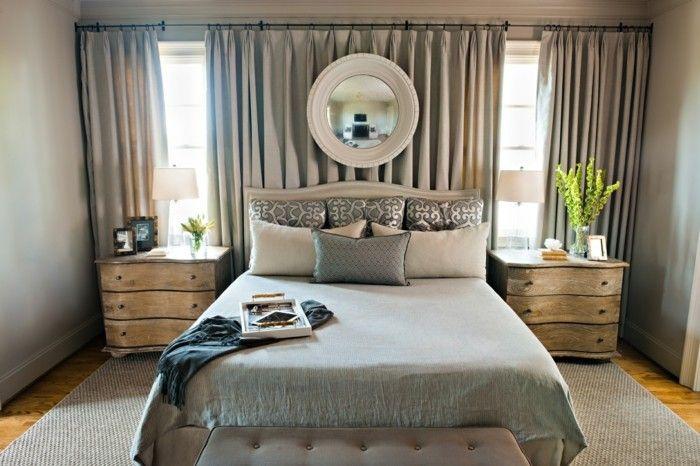Gardinen Schlafzimmer 75 Bilder beweisen, dass Gardinen