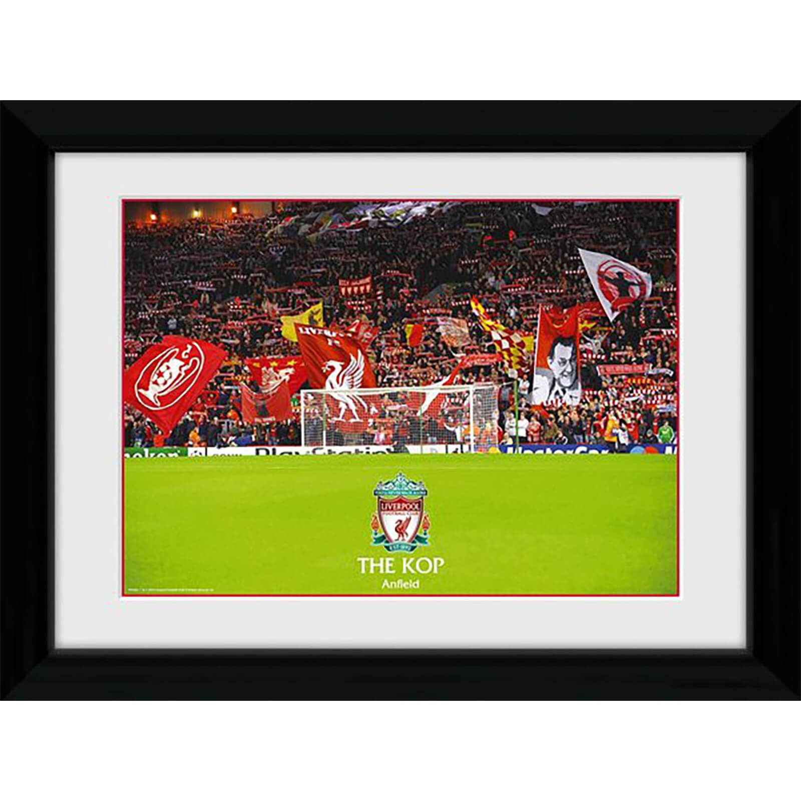 Liverpool The Kop 16 x 12 Framed Photographic in 2019