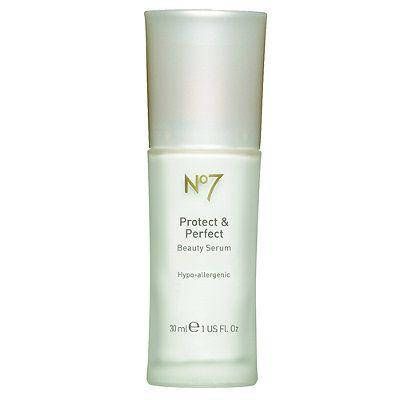 BootsNo 7 Protect & Perfect Beauty Serum