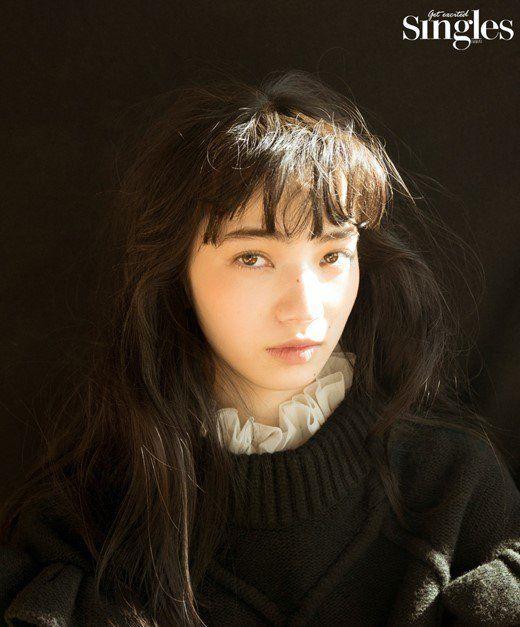 Model nana komatsu Komatsu Nana