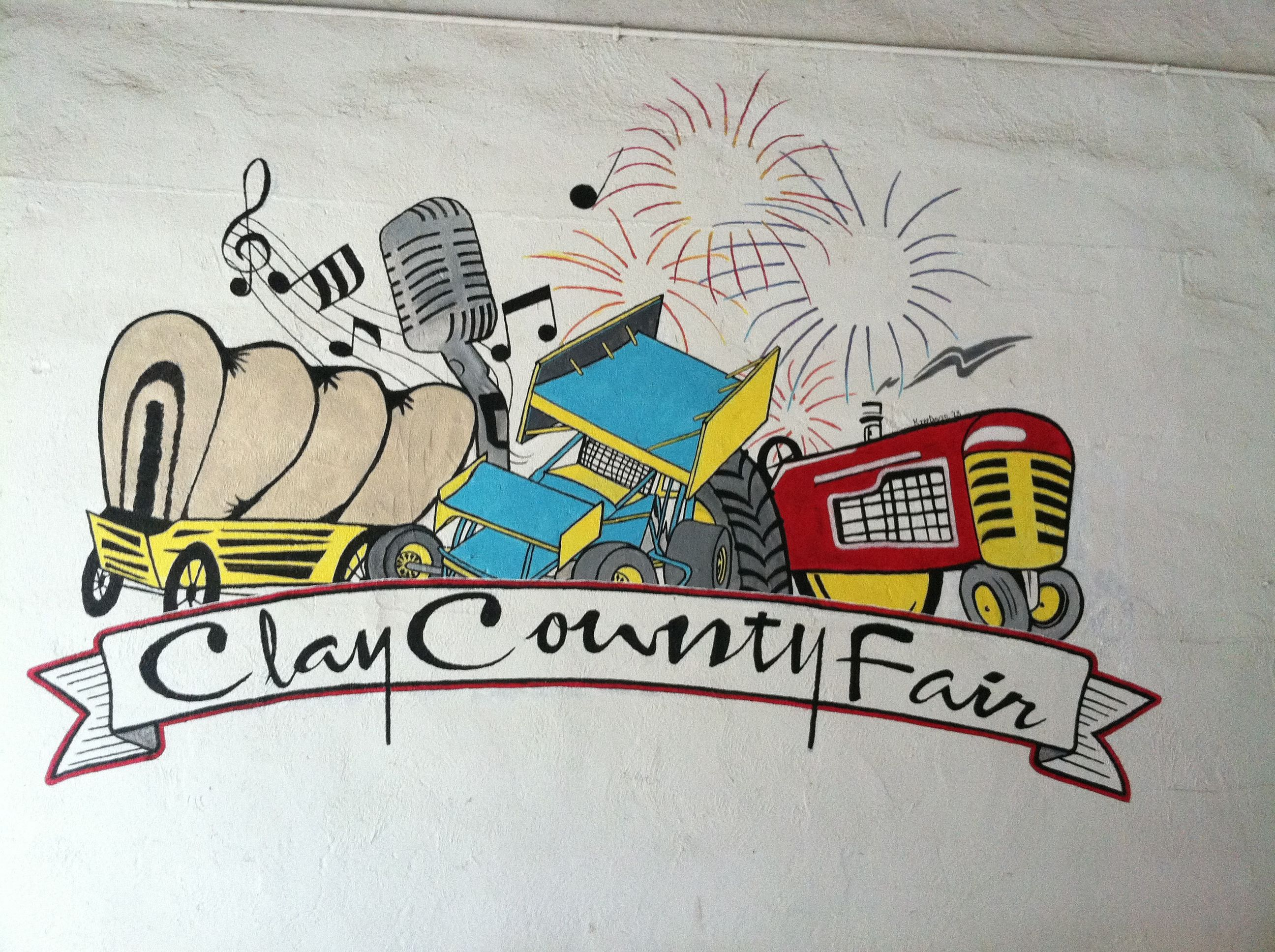 See This New Mural By Ilcc Student Kipp Davis Inside The