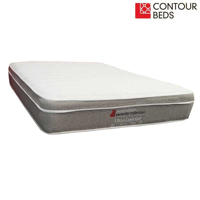 Ultra Cool Gel Mattress Decofurn Factory Shop With Images