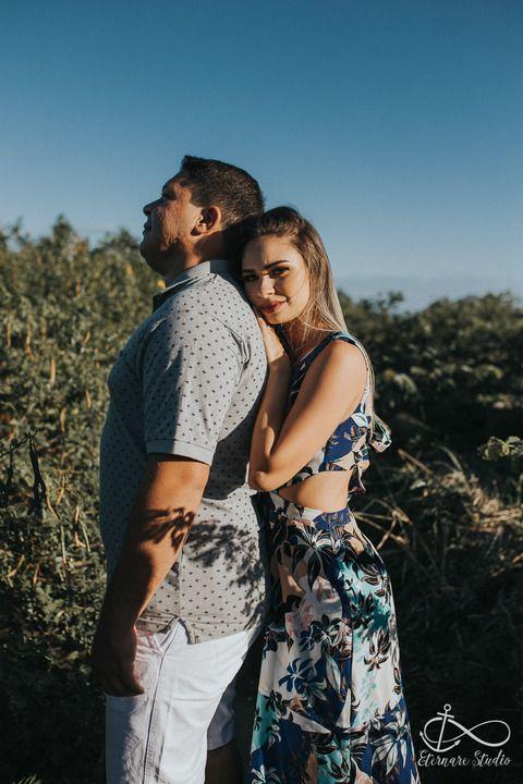 Ensaios de Casal – Larissa e Caio – Praia do Secreto