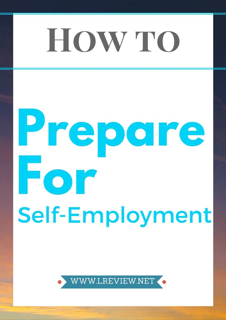 Ok So You Start Your Self Employment Journey And What About The