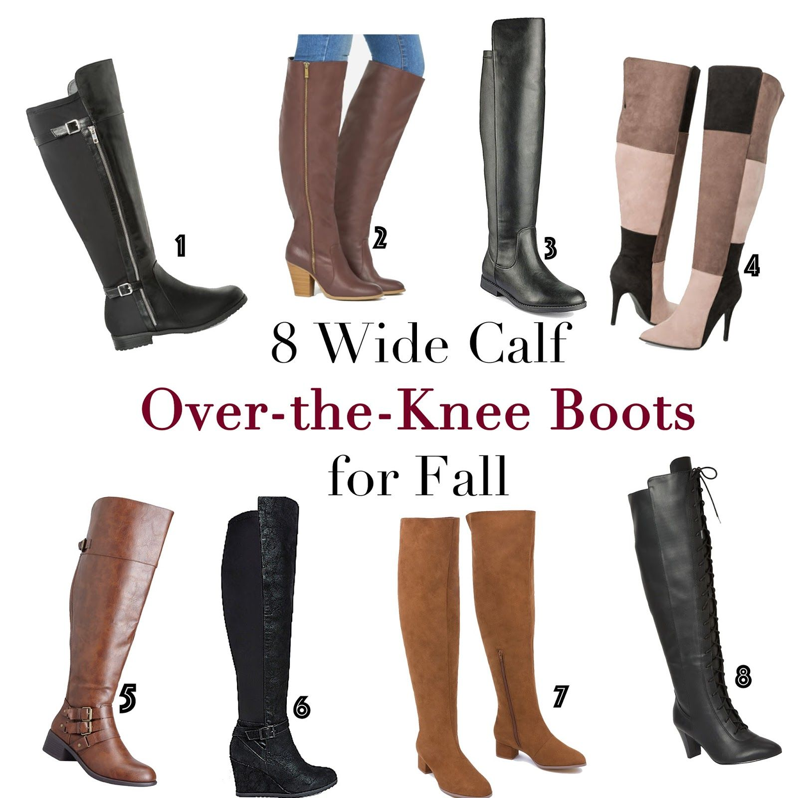 a3d1e53c307 Boot time is here and I think it s fair to say it is one of our favorite  times of year. I get a lot of request for over-the-knee boots.