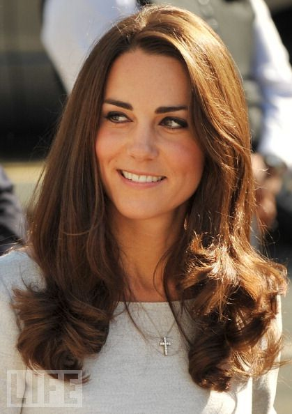 Catherine Duchess Of Cambridge Informally Known As Kate Middleton