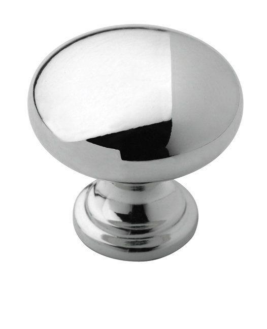 Amerock BP53023 Allison Value Hardware 1-1/4 Inch Diameter Mushroom ...