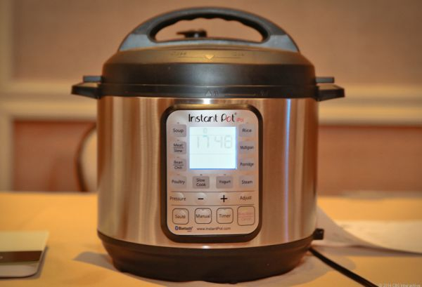 Instant Pot Review from a Registered Dietitian.