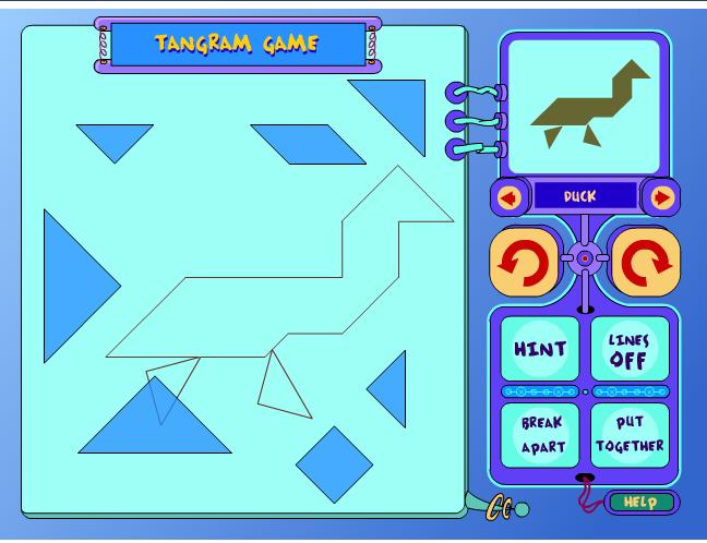 Juega Tangram En Línea Tangram Juegos Juegos Para Niños