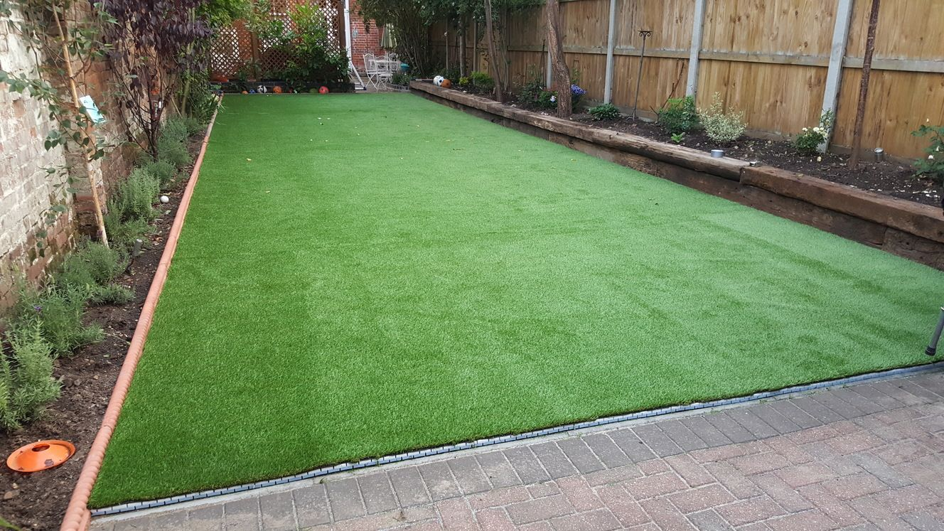 How to Install Artificial Grass on Concrete A Stepby