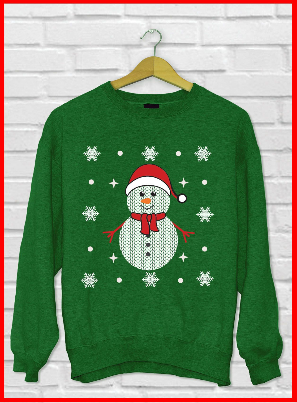 Christmas Awesome sweater design pictures