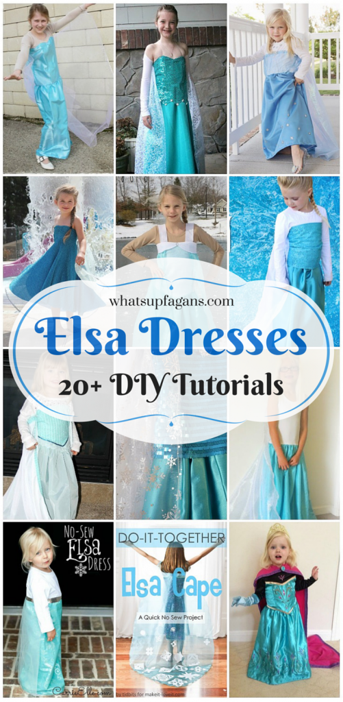 20 awesome diy elsa costume tutorials for little girls ryleigh awesome list of 20 diy elsa costume dresses and accessories its giving me some inspiration as to how i want to make my daughters queen elsa dress from solutioingenieria Choice Image