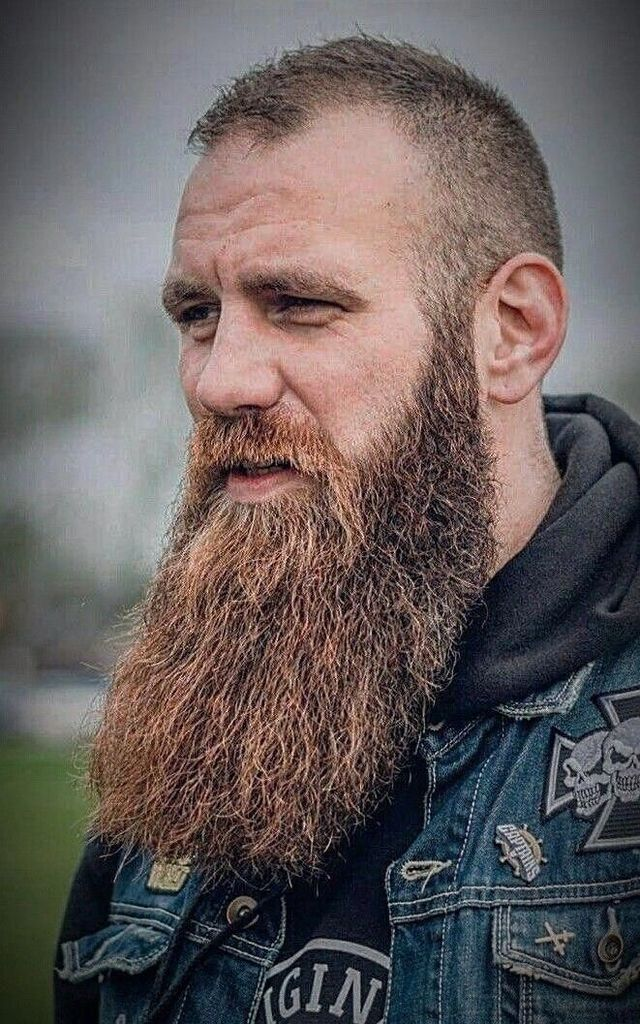 56 Best Viking Beard Style To Perfect Your Style #hairandbeardstyles