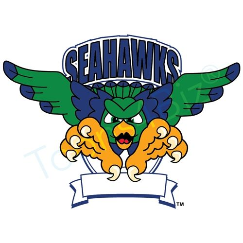 seahawk images cartoon seahawk mascot logo design graphic 4