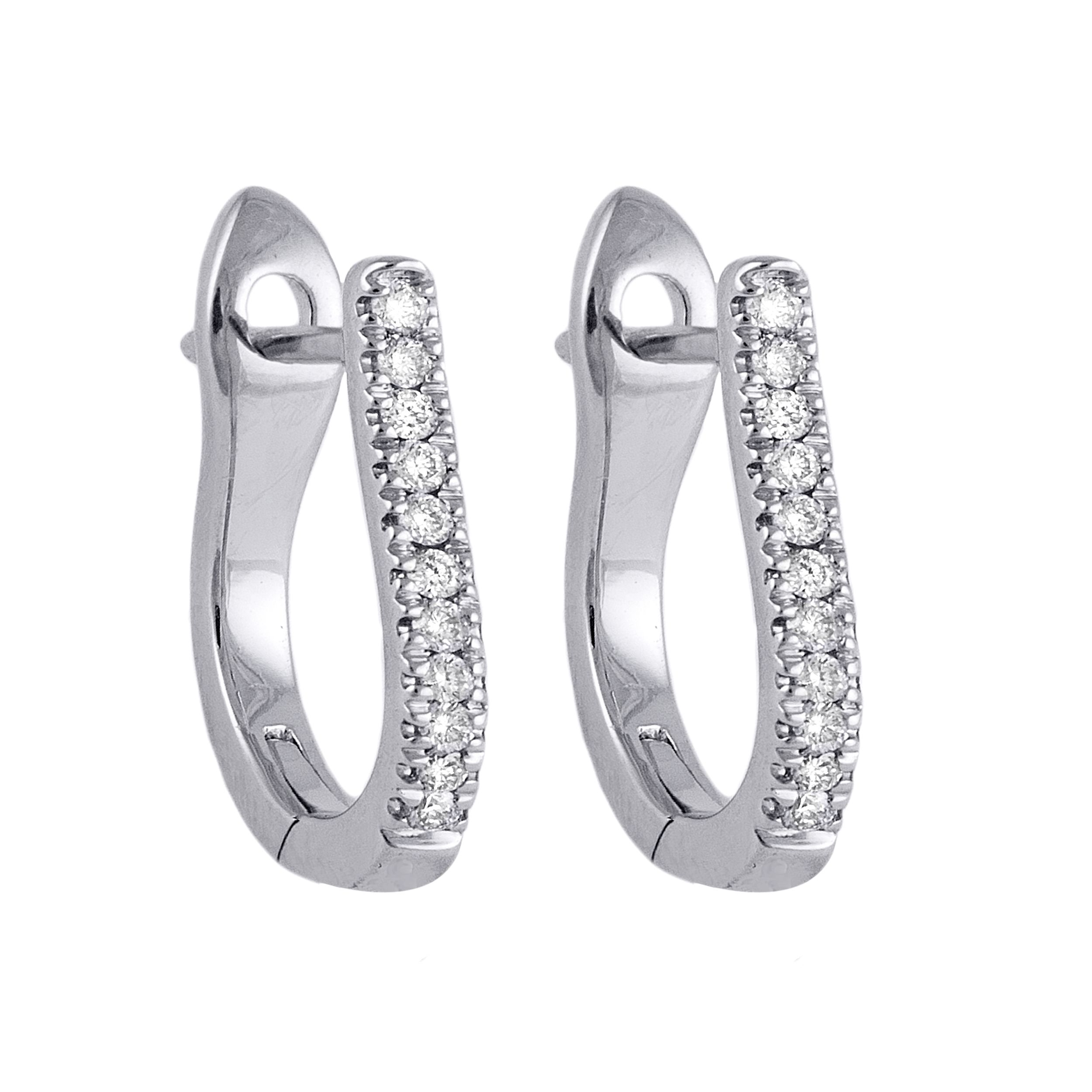a7807a9977e43 Jewelry | Hollywood Hills Jewelery | Earrings, Diamond hoop earrings ...