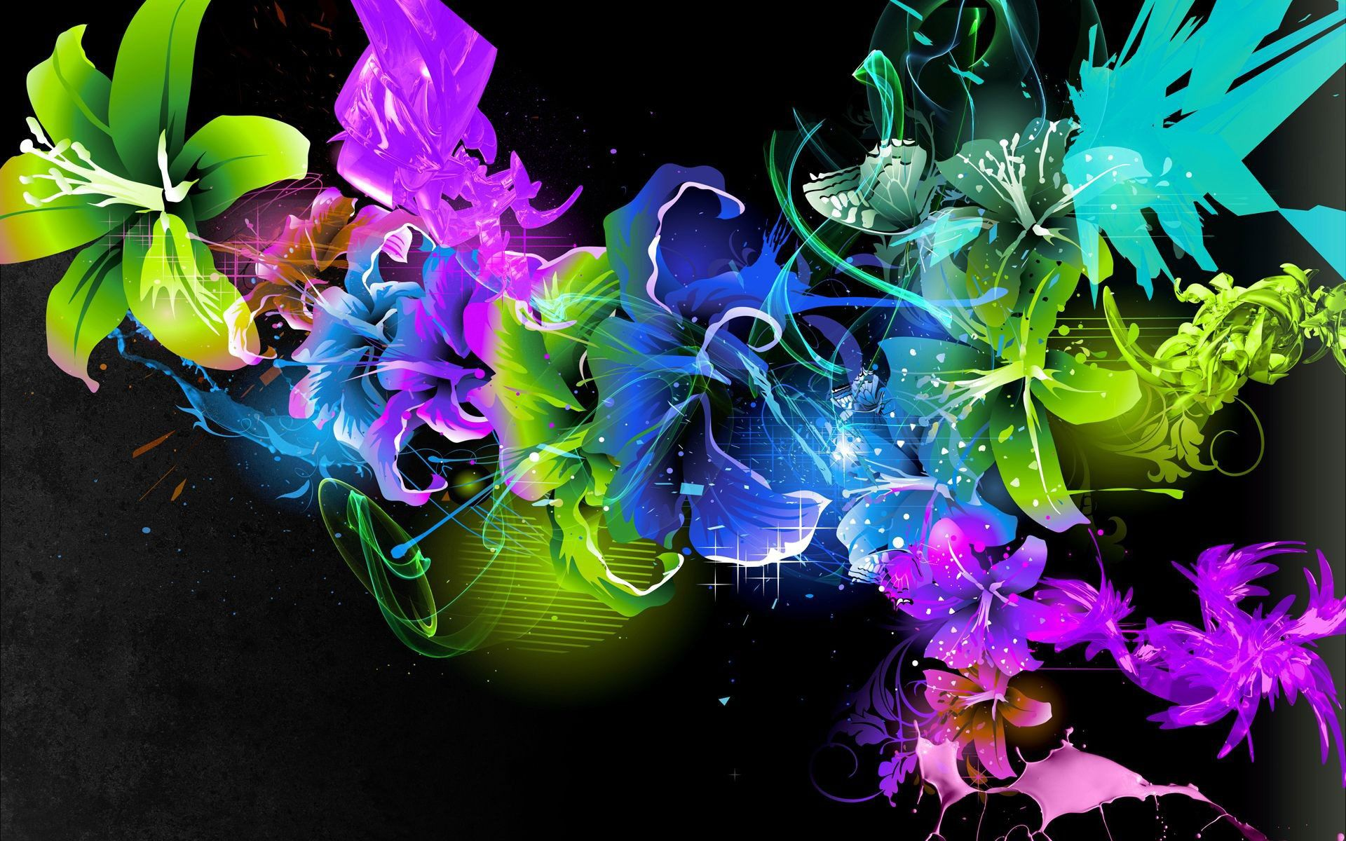 Put An Abstract Wallpaper On Your Desktop Background 123 Images Flower Desktop Wallpaper Abstract Wallpaper Abstract