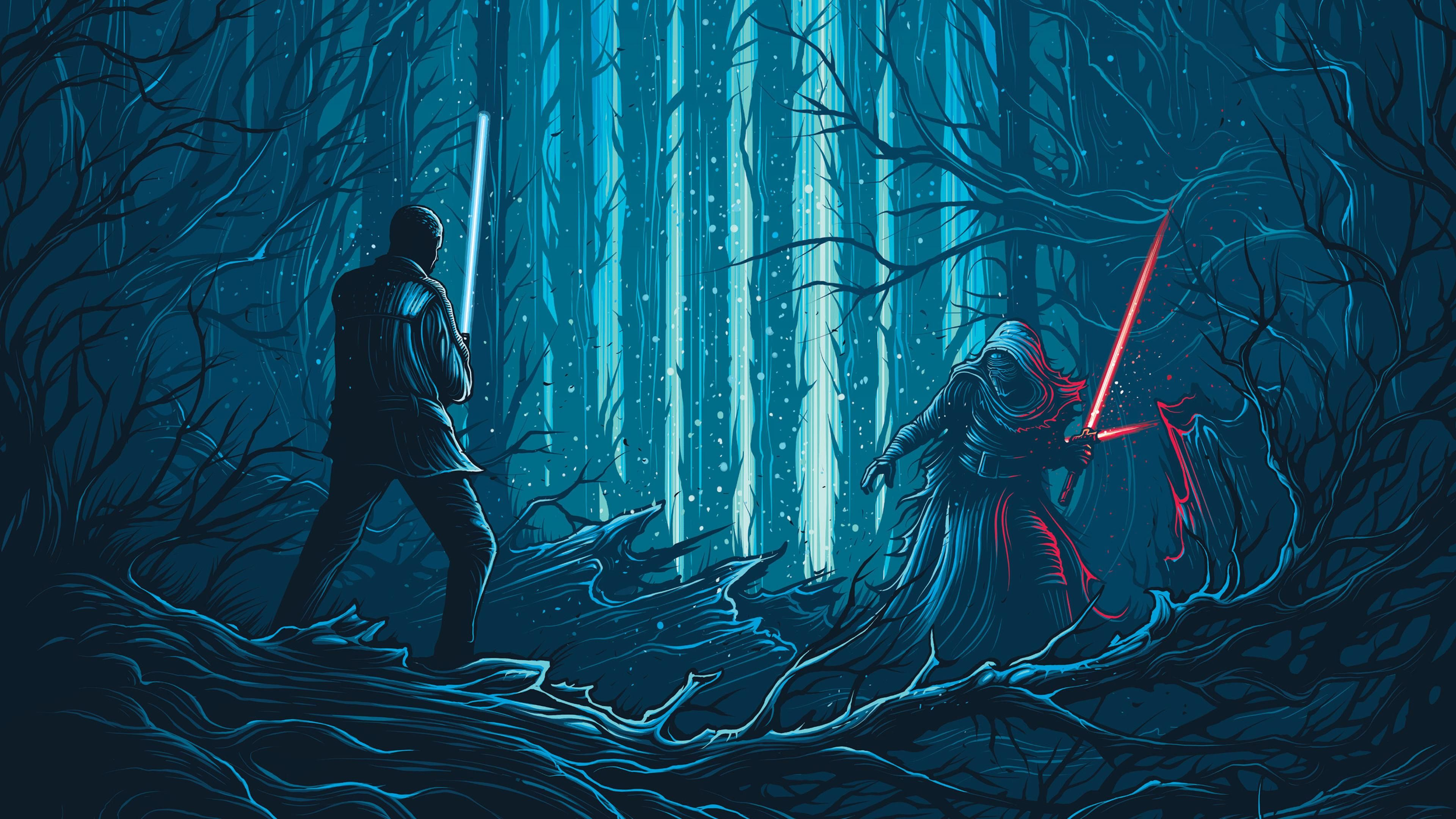 The Force Awakens Imax Wallpapers 3840x2160 4k Star